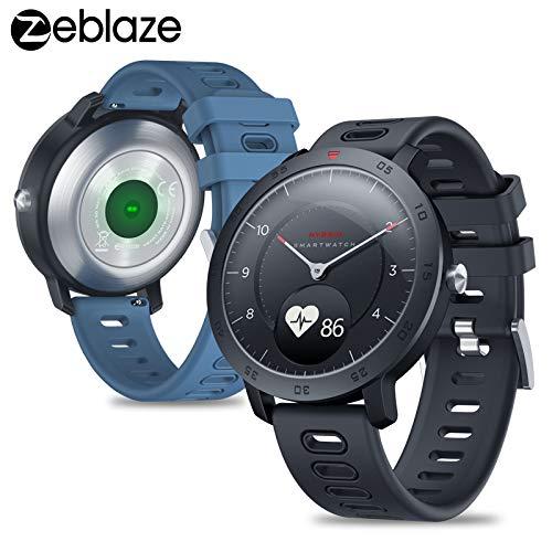 Amazon.com: RONSHIN Zeblaze Hybrid Smartwatch Heart Rate ...