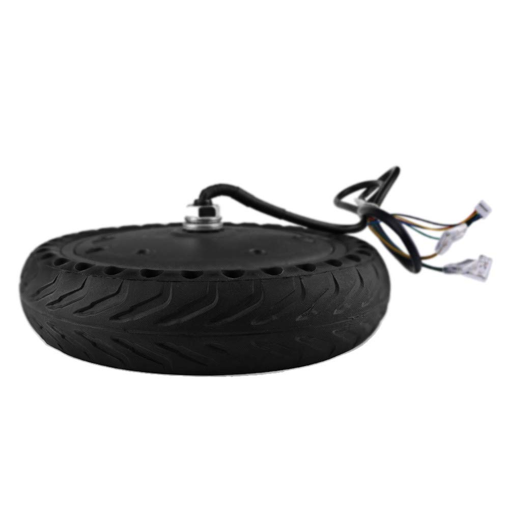 Self Balance Scooters -Explosion Proof Puncture-Proof Wheel Tire Flat Free for Xiaomi M365 Electric Scooter (A) by WuyiMC (Image #3)