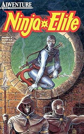 Amazon.com: Ninja Elite #4 VF/NM ; Adventure comic book ...