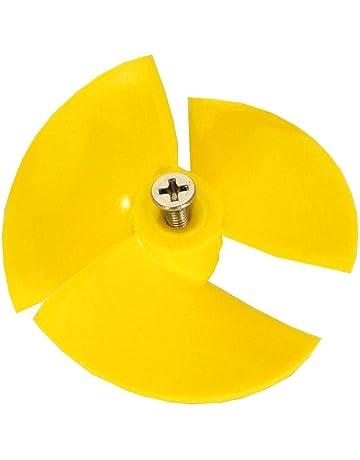 Zavattishop Maytronics 9995269 - Turbina Amarilla para Robot limpiafondos Dolphin