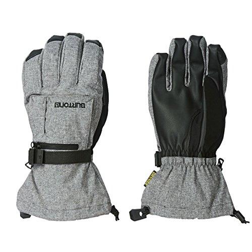Burton Men's Baker 2 in 1 Glove, Bog Heather, X-Large