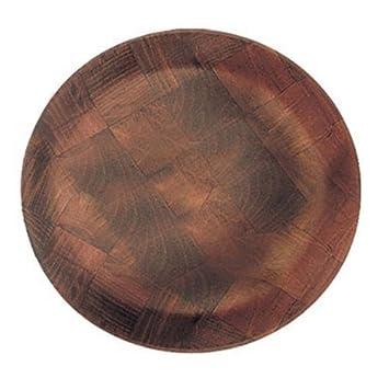 Update International (WRP-6) 6 Woven Salad Plates [Set of 12]