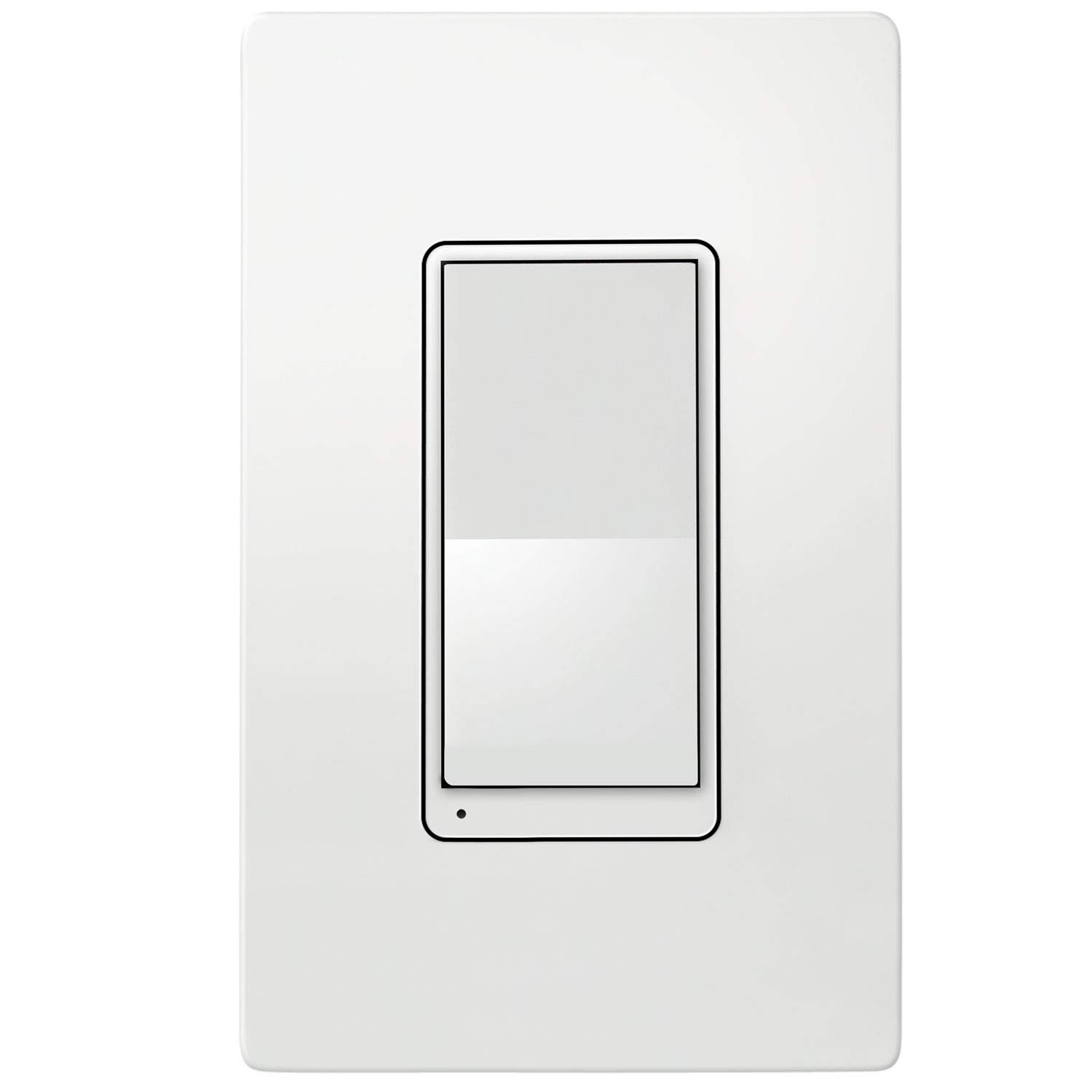 Best Rated In Electrical Light Switches Helpful Customer Reviews Wiring Spst Lighted Rocker To Split Duplex Receptacles Topgreener Add On Switch For Tgwf500d Wi Fi Dimmer Cannot Be Used As