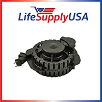 Replacement Canister Cord Winder Assembly for Electrolux fits 2100 LE and all plastic Canisters 26-5905-06 Cordwinder by LifeSupplyUSA