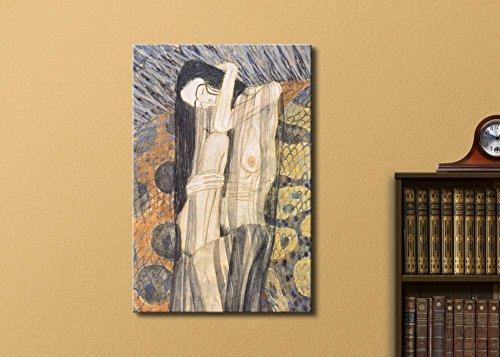 Beethoven Frieze 1902 by Gustav Klimt Austrian Symbolist Painter Golden Phase