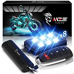 Feature 100 ft. RF Wireless Control Range No drilling required,easy installation Universal Fit: Made for all makes and models. Standard,Sportbikes,Cruiser,Touring,ATV,UTV,ect. Harley, Ducati ,Suzuki ,Honda,Triumph,BMW,Kawasaki,Yamaha,Indian,V...