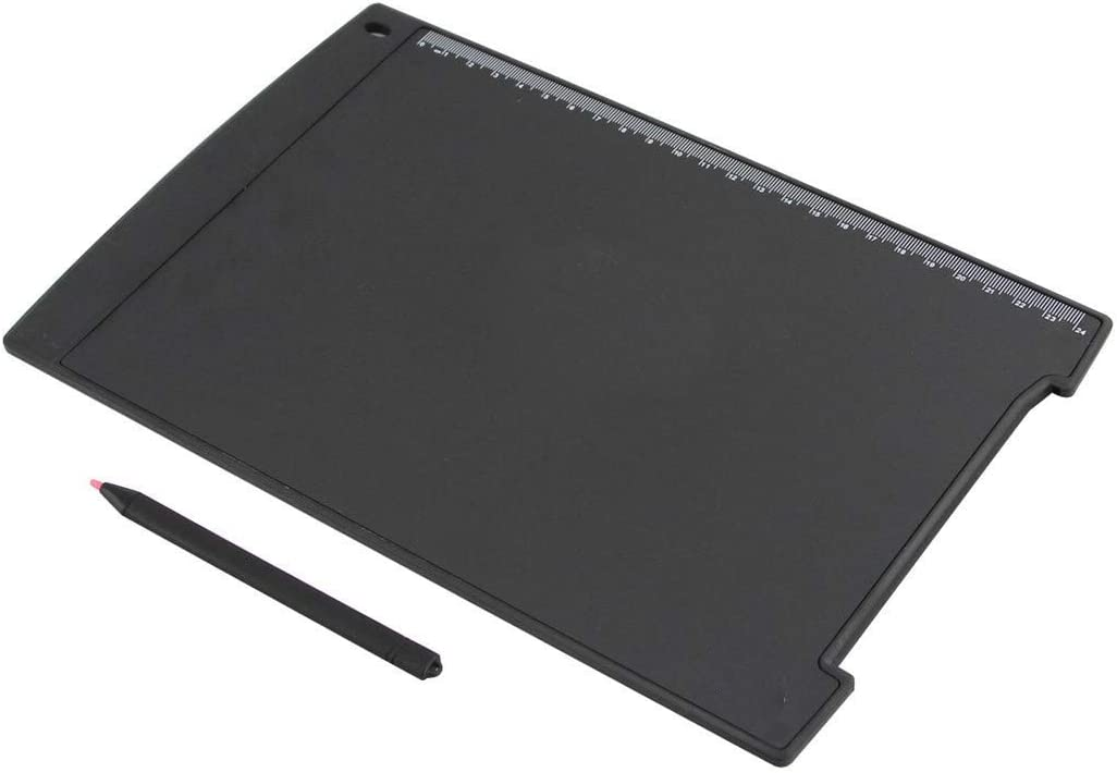HAIFENG Childrens LCD Graphic Drawing Tablet with Writing Board 12-inch Smart Painting Graffiti Light Energy Writing Board Small Blackboard