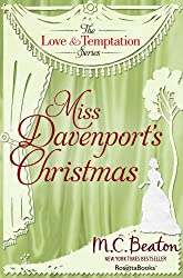 Miss Davenport's Christmas (The Love and Temptation Series Book 6)