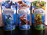 Skylanders Bundle Character Pack: Wham-shell, Camo, Warnado