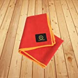 Natural Fitness Yoga Hand Towel (Red/Sun)