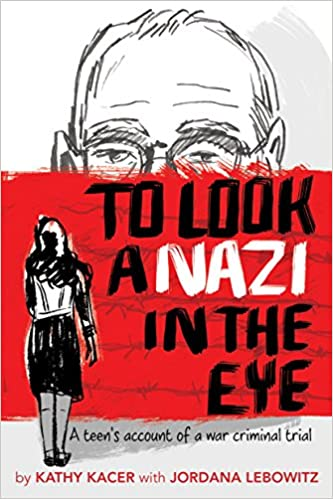 To Look a Nazi in the Eye - book cover
