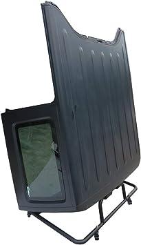 Jeep Wrangler Hard Top Hanger Carrier Rack Sliding Storage Cart for All Jeep Wranglers YJ TJ JK JKU JL JLU