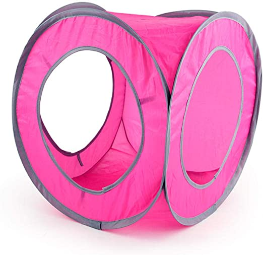 Túneles Para Gatos Artículos Para Gatos Tubos Y Túneles Para Animales Pequeños 4 Colores Cat Kitten Pet Play Carpas Tunnel Playground Toys Outdoor Plegable Funny Cat Tunnel Juguetes Combinable: Amazon.es: Productos para