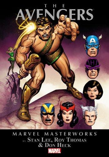 Marvel Masterworks: The Avengers - volume 4