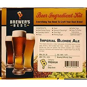 Brewer's Best Imperial Blonde Ale Homebrew B...