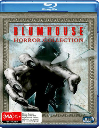 8 Movie Pack Blumhouse Horror Collection | 8 Discs | NON-USA Format | Region B Import - Australia by Unbranded