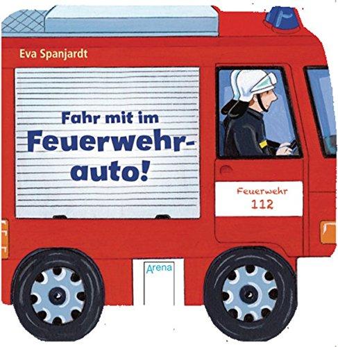 Fahr mit im Feuerwehrauto!
