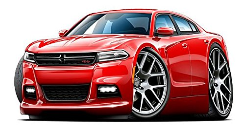 2015 dodge charger decals - 9
