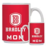 Bradley Mom Full Color White Mug 15oz 'Official Logo'