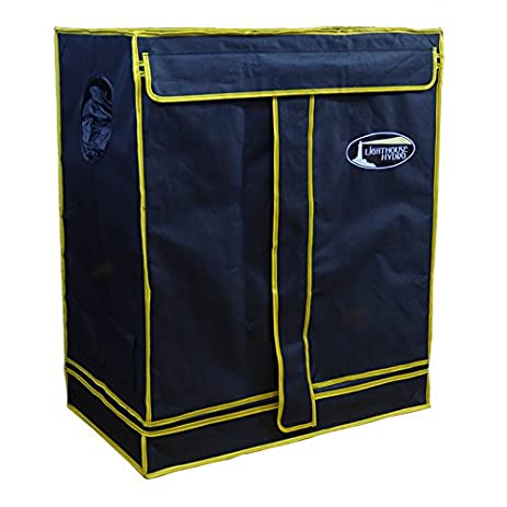Lighthouse Hydro Hydroponics Grow Tent 30 by 18 by 36-Inch  sc 1 st  Amazon.com & Amazon.com : Lighthouse Hydro Hydroponics Grow Tent 30 by 18 by ...