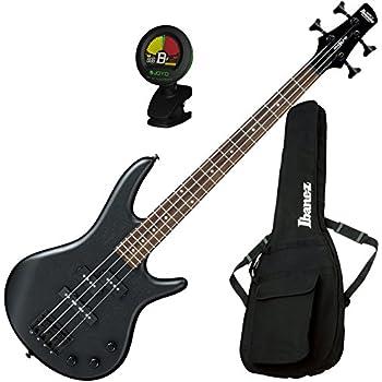 Amazon.com: Ibanez GSRM20BWK GIO 4-String Mikro Electric Bass ...
