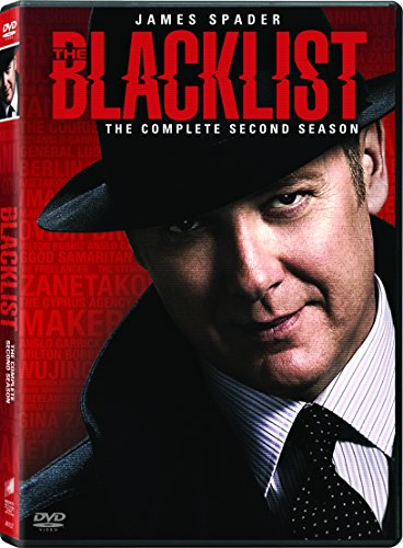 The Blacklist Season 2 cover