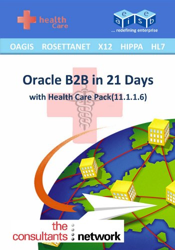 Oracle B2B: in 21 Days Pdf