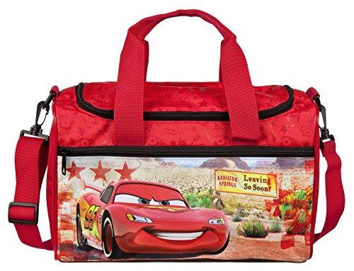 Undercover CAGR7601 Rucksack mit Vortasche, Disney Pixar Cars, ca. 31 x 25 x 10 cm Sporttasche