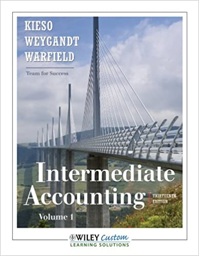 Intermediate accounting 13th edition volume 1 donald e kieso intermediate accounting 13th edition volume 1 13th edition fandeluxe Image collections