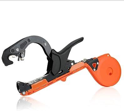 Anvil Machine Herramientas de Jardín, Herramientas de Jardín Tape Tool Tapener Uva Bind Branch Machine Anvil Machine, Aplicar Para Arreglar Los Tomates, Pepinos, Flores: Amazon.es: Bricolaje y herramientas