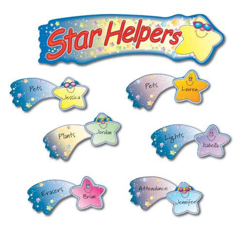 Carson Dellosa Star Helpers Bulletin Board Set (110051)