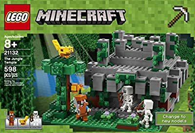 LEGO Minecraft The Jungle Temple 21132 from LEGO