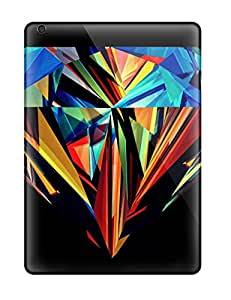 Fashionable MthFuHq7663RKbZu Ipad Air Case Cover For Colorful Diamond Protective Case