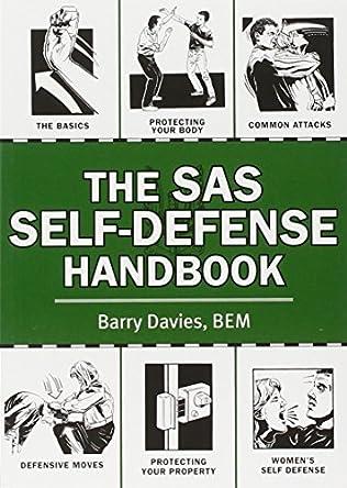 book cover of The SAS Self-Defense Handbook