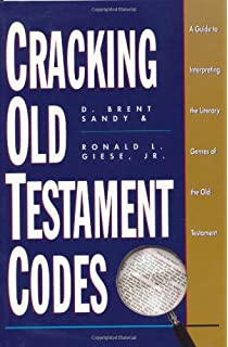 The goldsworthy trilogy gospel and kingdom gospel and wisdom cracking old testament codes a guide to interpreting the literary genres of the old testament fandeluxe Gallery