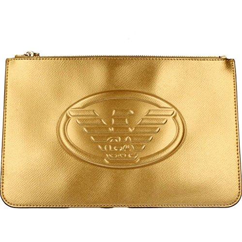 Gold Modelo Mujer Y Envelope Marca Armani Armani Shoppers Hombro De Bolsos Para Gold Emporio Color Mujer RKUqZ