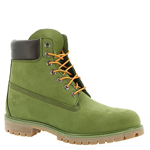 Timberland Men's 6'' Premium Boot Pesto Waterbuck 10.5 D US by Timberland