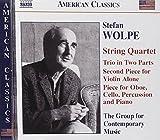String Quartet, Flute Trio, Oboe Quartet