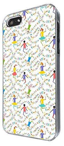 332 - Shakespeare quote though but little she is fierce Design iphone 4 4S Coque Fashion Trend Case Coque Protection Cover plastique et métal