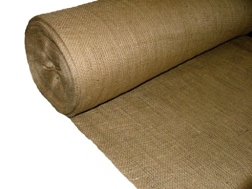 Pandoras Upholstery 10 m Plant/Shrub/ Garden Frost Protection Hessian, Brown ()