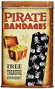 Accoutrements Pirate Bandages (25 count)