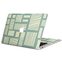 igsticker Ultra Thin Premium Protective Body Stickers Skins Universal Decal Cover for MacBook air 2008-2017(Model A1369/A1466) 000226