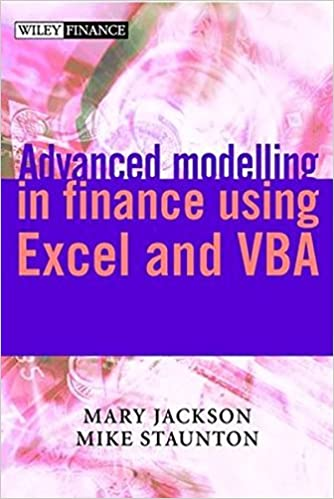 Download online Advanced modelling in finance using Excel and VBA PDF, azw (Kindle), ePub, doc, mobi