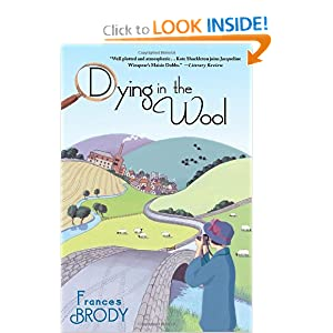 Dying in the Wool (Kate Shackleton) Frances Brody