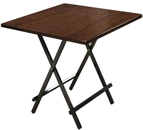 WU LAI Table Ronde De Pique-Nique Pliante   Table De Jardin ...