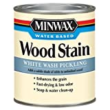 Minwax 618604444 White Wash Pickling Stain, quart