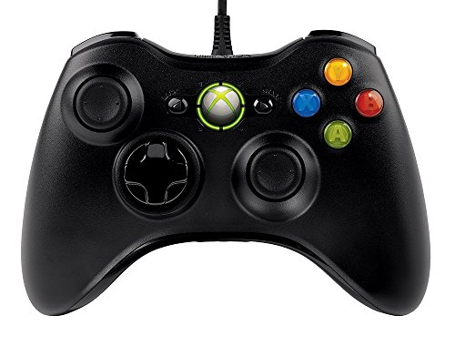 Microsoft Xbox 360 Wired Controller for Windows & Xbox 360 Console (Certified Refurbished) (Xbox 360 Microsoft)