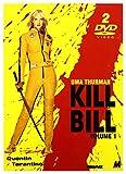 Kill Bill Vol. 1, Kill Bill Vol. 2 (BOX) [2DVD] (English audio)