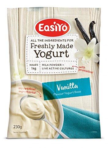 Easiyo Sweet Vanilla Yoghurt Mix 230g by EasiYo (Image #2)
