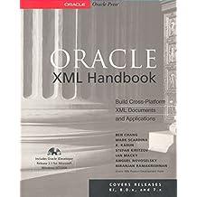 Oracle XML Handbook (Oracle Press Series)